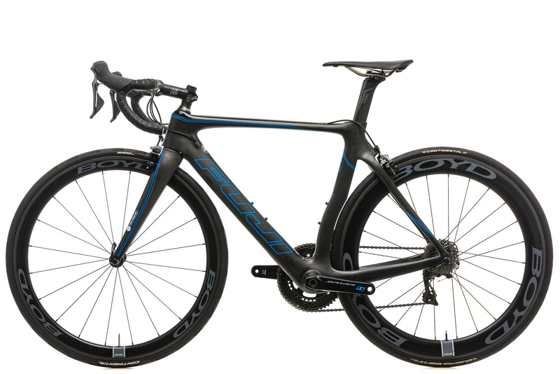 Fuji Transonic Elite Road Bike - 2017, Small non-drive side
