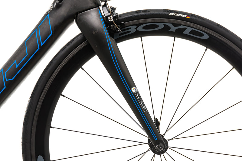 Fuji Transonic Elite Road Bike - 2017, Small front wheel