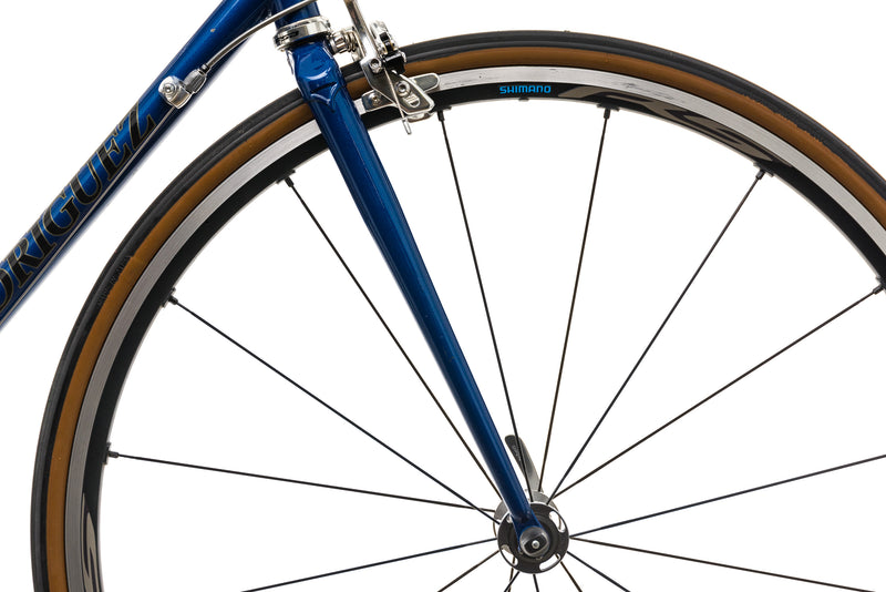 Rodriguez Custom Steel Road Bike - 56.5cm front wheel