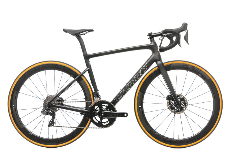 Specialized S-Works Tarmac Disc Road Bike - 2019, 54cm drive side