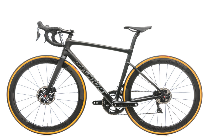 Specialized S-Works Tarmac Disc Road Bike - 2019, 54cm non-drive side