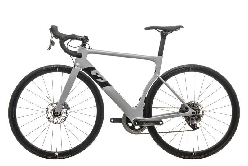 3T Strada Due Team Force AXS Road Bike - 2020, Medium non-drive side