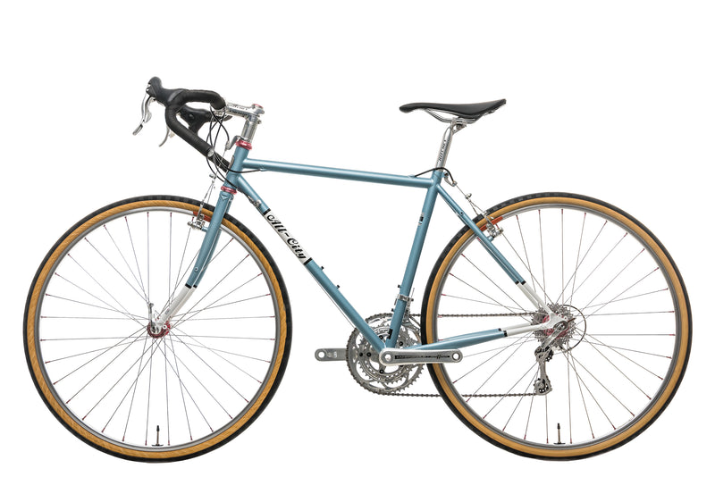 All-City Space Horse Gravel Bike - 2013, 49cm non-drive side