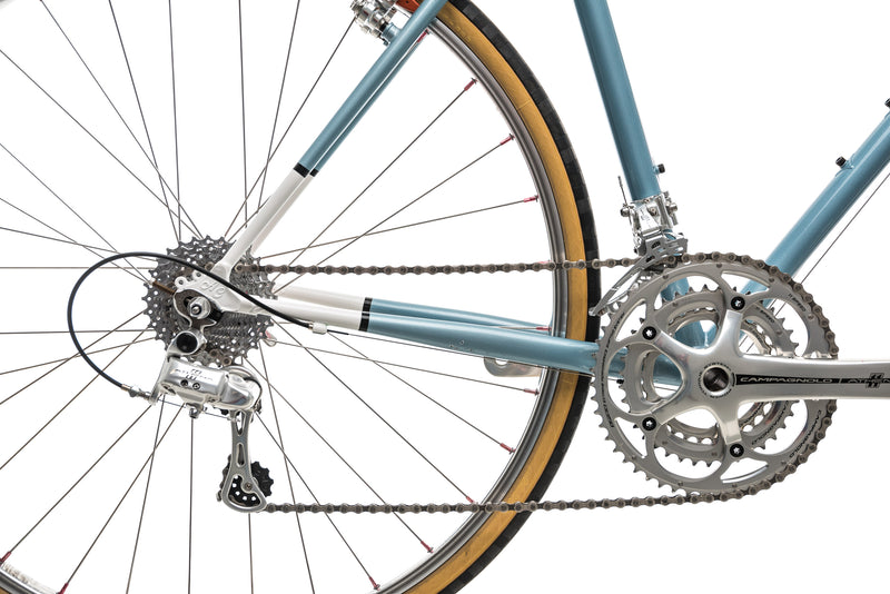All-City Space Horse Gravel Bike - 2013, 49cm drivetrain