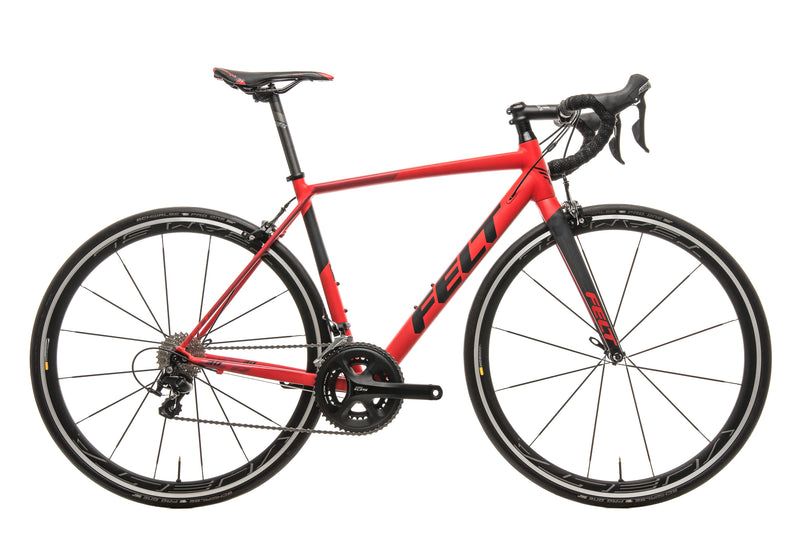 Felt FR30 Road Bike - 2018, 54cm drive side
