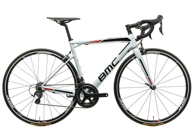 BMC TeamMachine SLR02 Road Bike - 2016, 51cm drive side