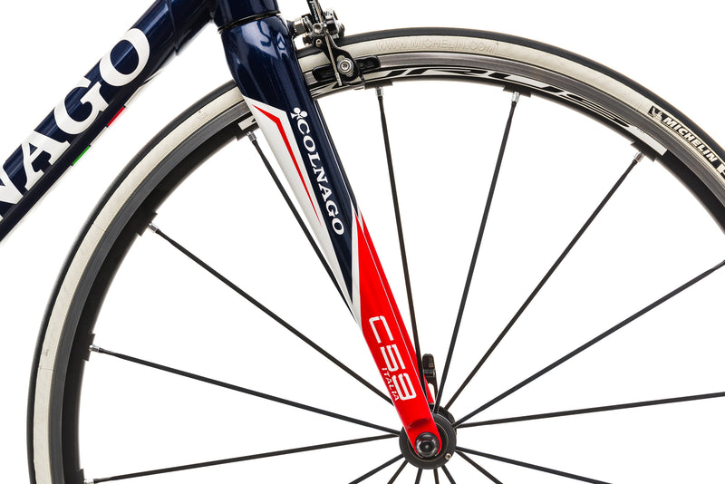 Colnago C59 Road Bike - 2013, 54s front wheel