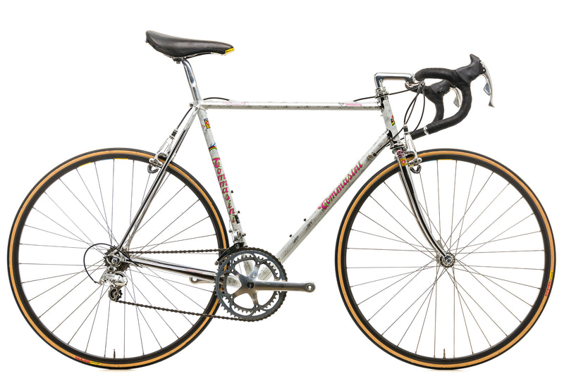 Tommasini Diamante Road Bike - Large drive side