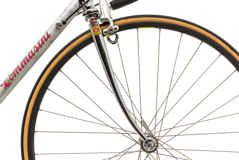 Tommasini Diamante Road Bike - Large front wheel