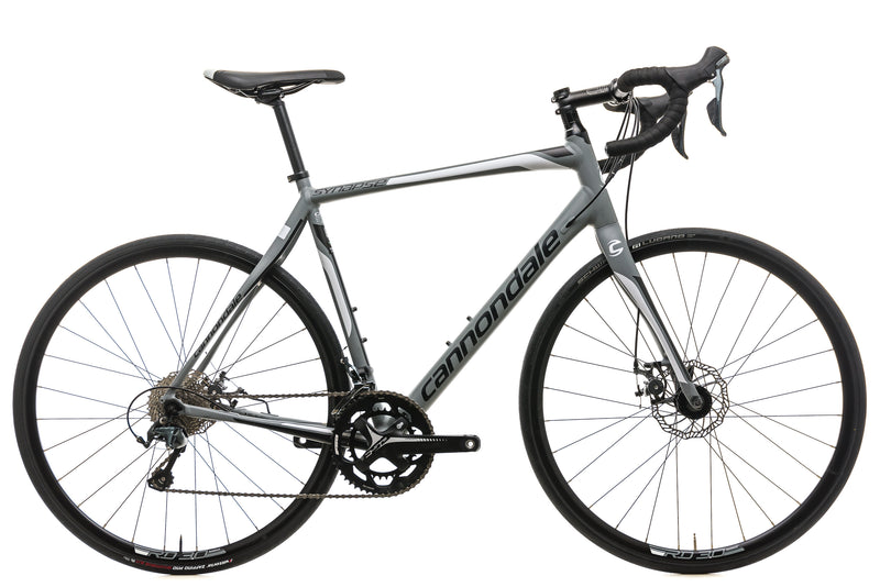 Cannondale Synapse Road Bike - 2017, 56cm drive side