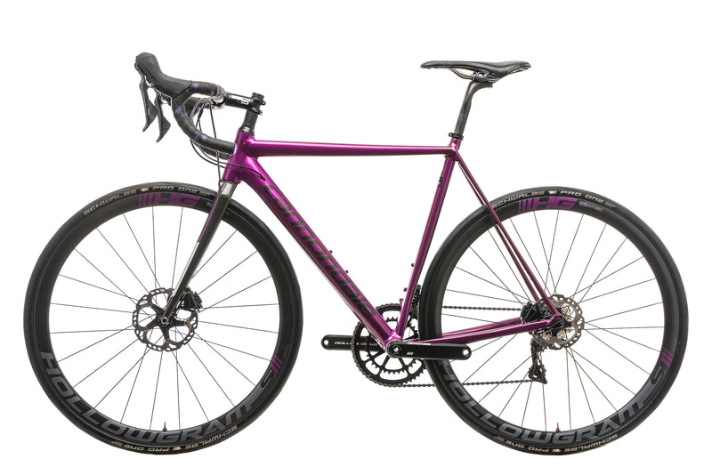 Cannondale CAAD12 Disc Road Bike - 2018, 52cm non-drive side