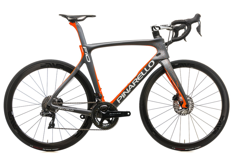 Pinarello Dogma F10 Disk Road Bike - 2018, 56cm drive side