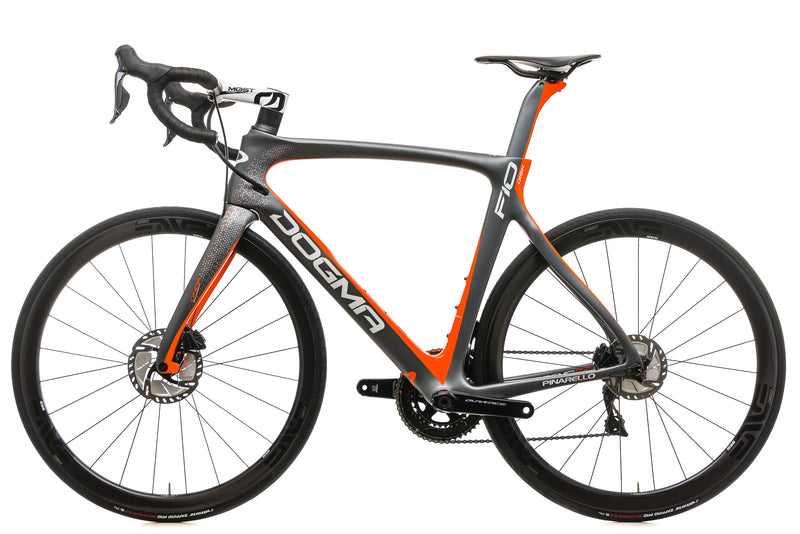 Pinarello Dogma F10 Disk Road Bike - 2018, 56cm non-drive side