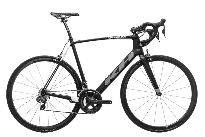 KindHuman Kampionne Road Bike - 2016, X-Large drive side