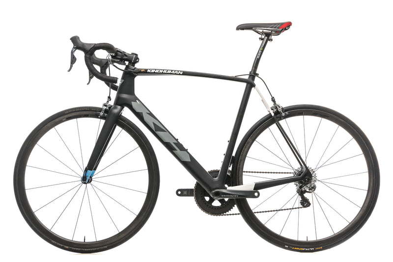 KindHuman Kampionne Road Bike - 2016, X-Large non-drive side