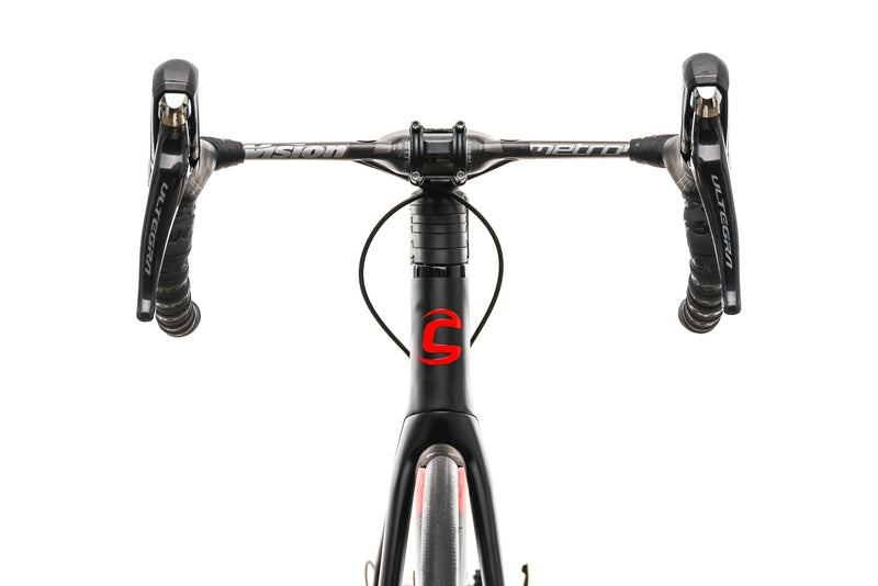 Cannondale SystemSix Carbon Ultegra Road Bike - 2019, 54cm cockpit