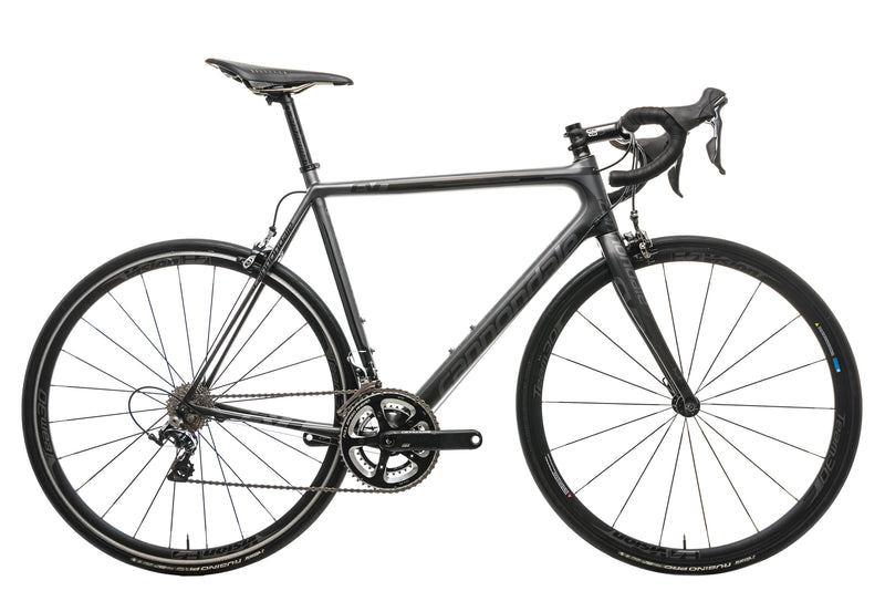 Cannondale SuperSix Evo Hi-Mod Dura-Ace Road Bike - 2014, 56cm drive side