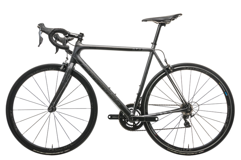 Cannondale SuperSix Evo Hi-Mod Dura-Ace Road Bike - 2014, 56cm non-drive side