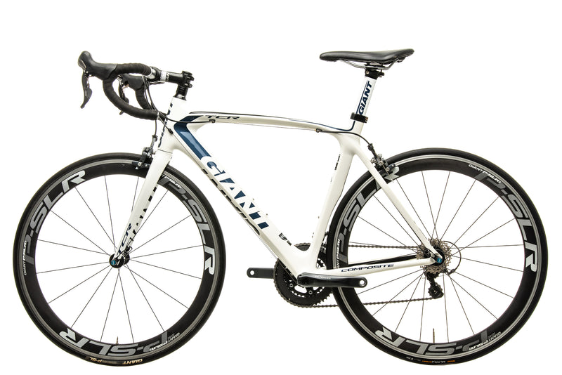 Giant TCR Composite 1 Road Bike - 2013, Med/Large non-drive side