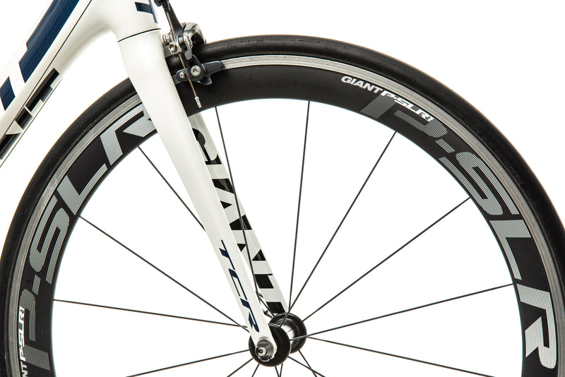Giant TCR Composite 1 Road Bike - 2013, Med/Large front wheel