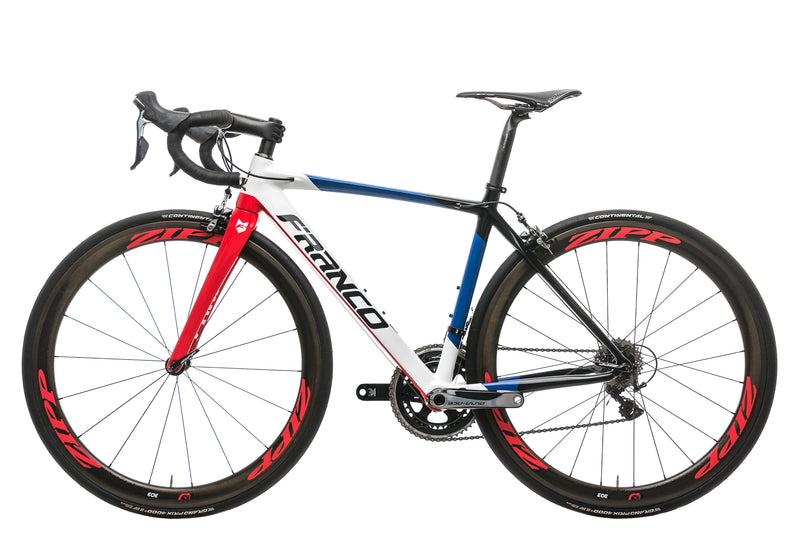 Franco Balcom S Road Bike - 2015, X-Small non-drive side