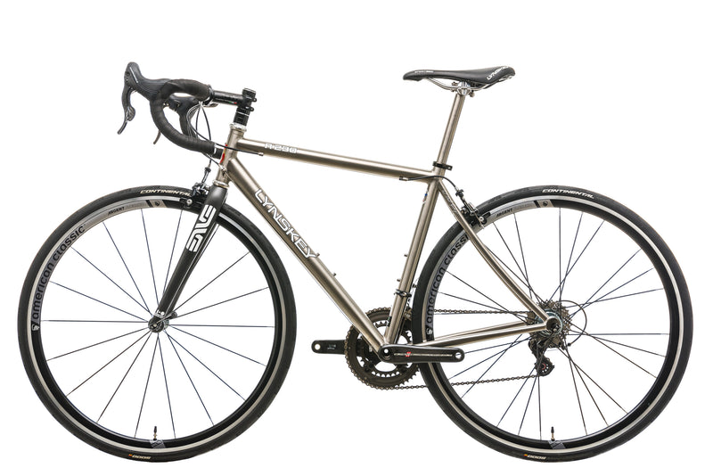 Lynskey R230 Road Bike - 2012, Small non-drive side