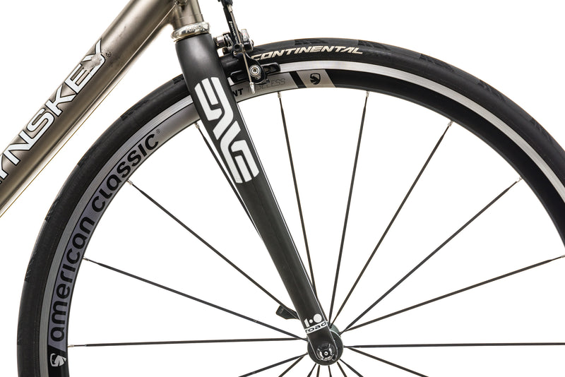 Lynskey R230 Road Bike - 2012, Small front wheel