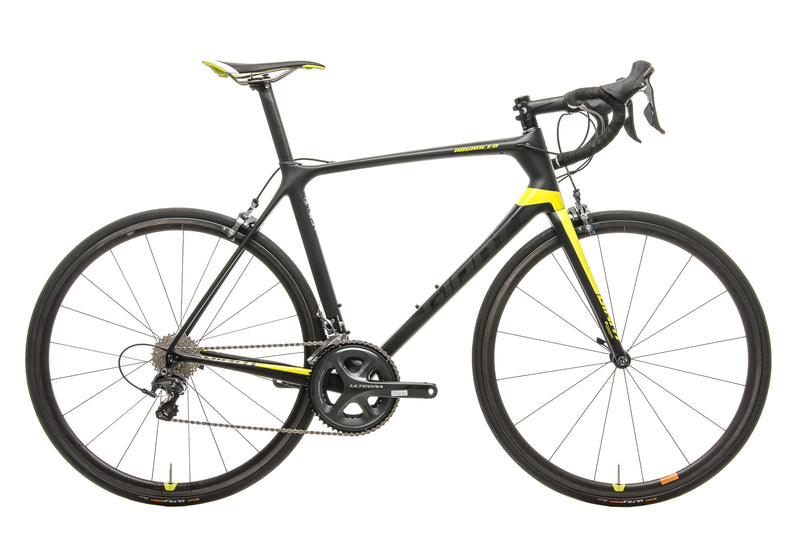 Giant TCR Advanced Pro 1 Road Bike - 2017, Large drive side