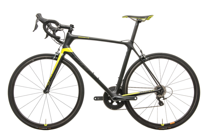 Giant TCR Advanced Pro 1 Road Bike - 2017, Large non-drive side