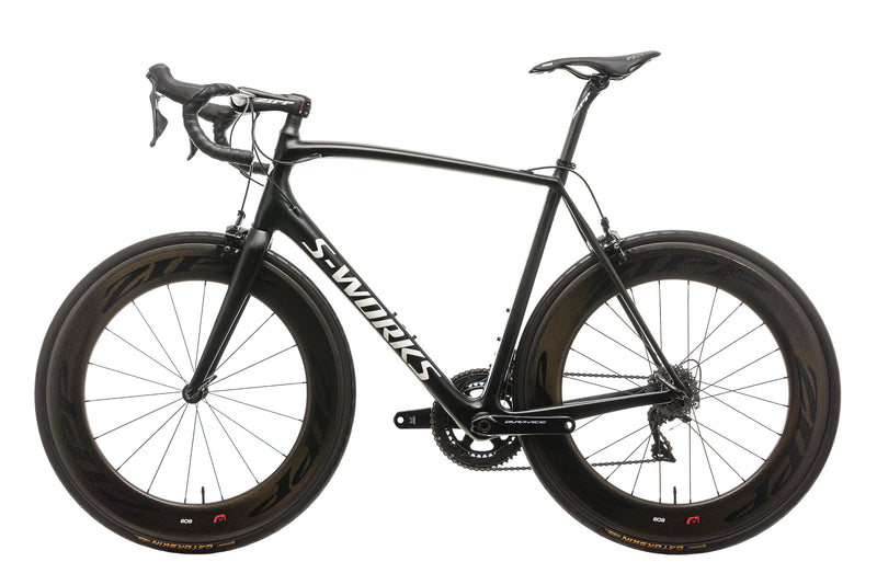 Specialized S-Works Tarmac SL4 Road Bike - 2013, 61cm non-drive side