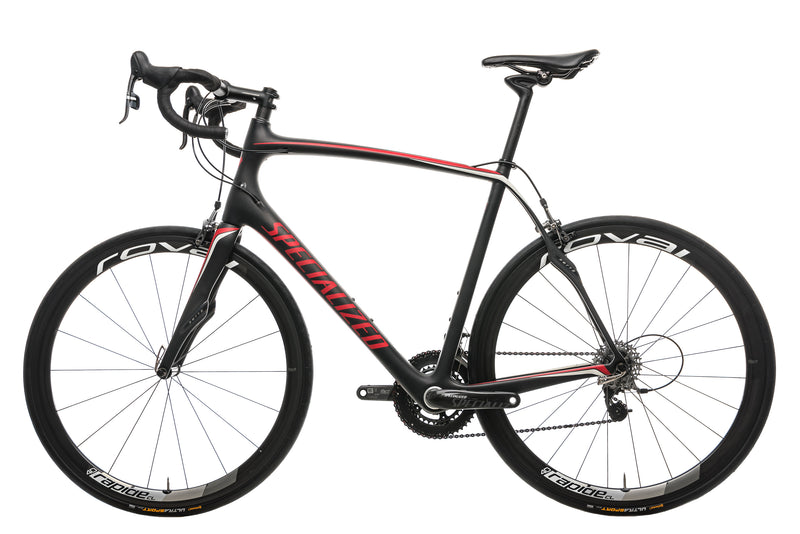 Specialized Roubaix SL4 Pro Race Road Bike - 2015, 61cm non-drive side