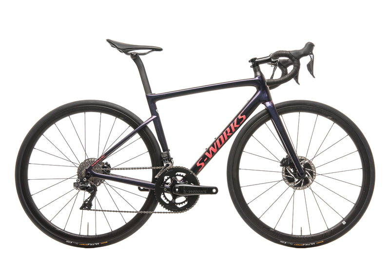 Specialized S-Works Tarmac Disc Womens Road Bike - 2019, 52cm drive side