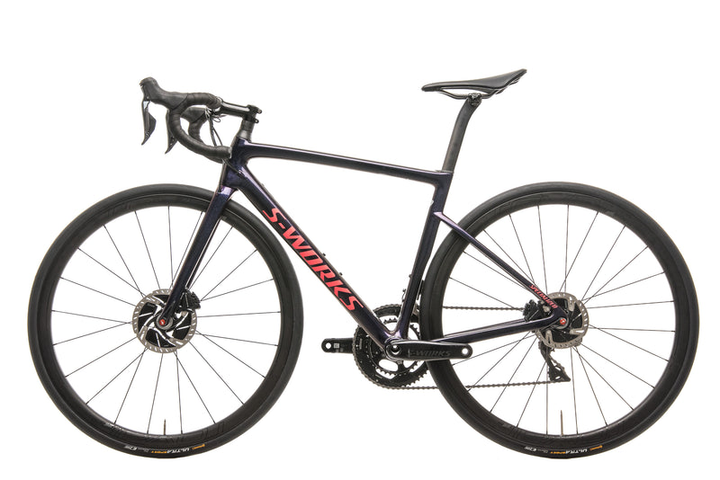 Specialized S-Works Tarmac Disc Womens Road Bike - 2019, 52cm non-drive side
