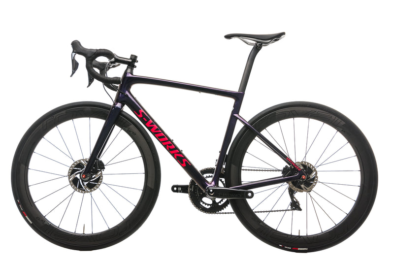 Specialized S-Works Tarmac Disc Womens Road Bike - 2019, 54cm non-drive side