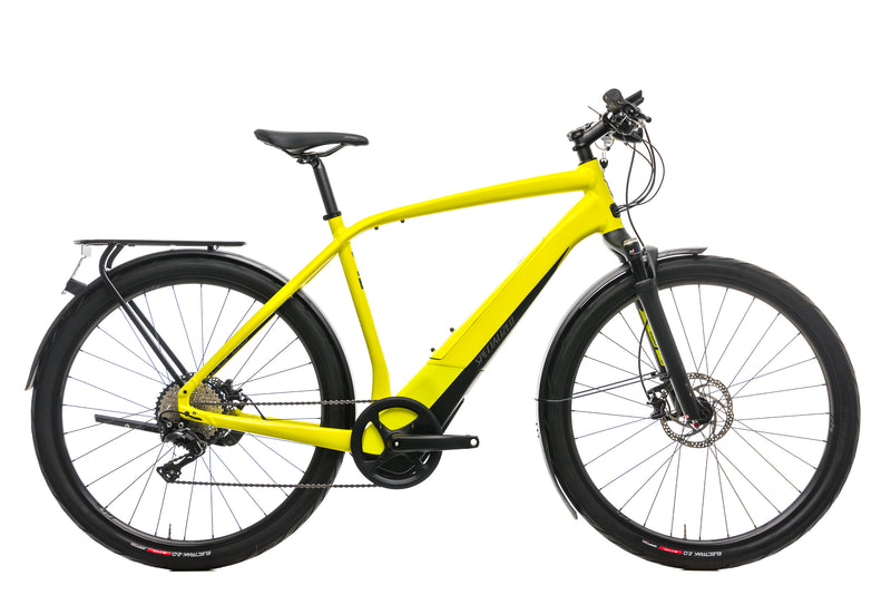Specialized Turbo Vado 6.0 Electric Bike - 2019, X-Large drive side