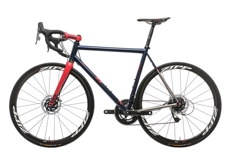 Mosaic RT-1 Disc Signature Edition Road Bike, 58cm non-drive side