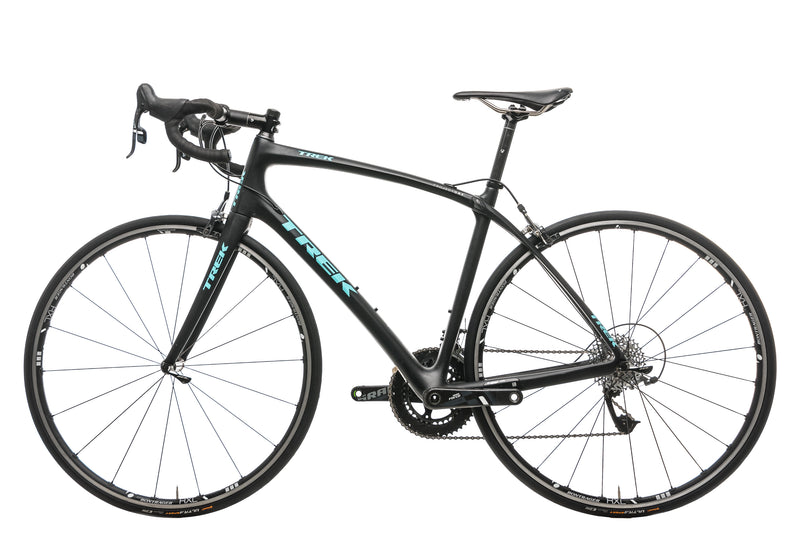 Trek Silque Project One Womens Road Bike - 2016, 54cm non-drive side