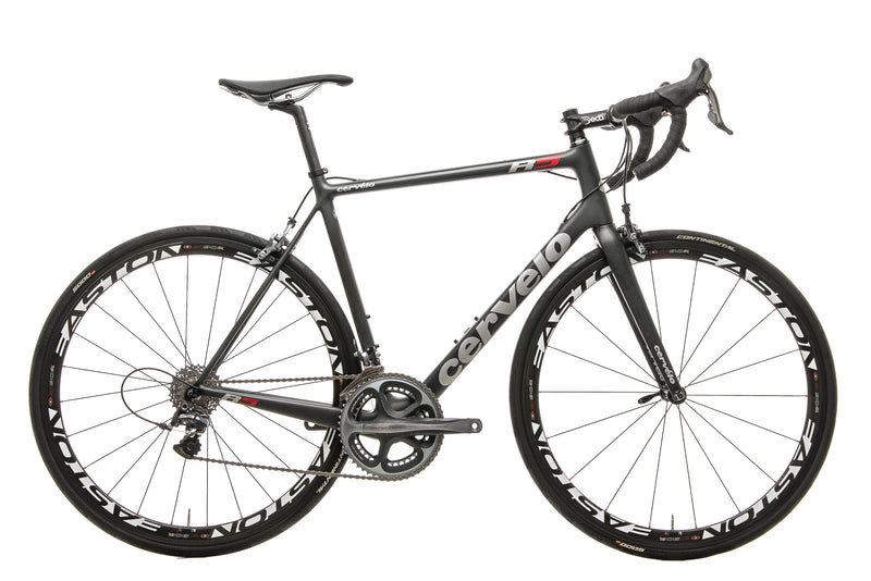 Cervelo R5 Road Bike - 2014, 56cm drive side