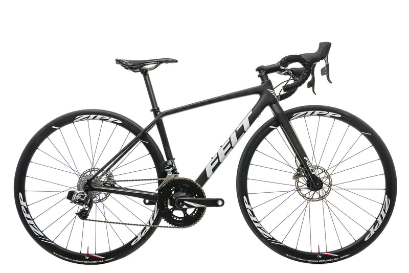 Felt FR2 Disc eTap Road Bike - 2019, 47cm drive side