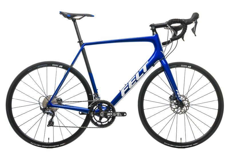 Felt FR3 Disc Road Bike - 2019, 61cm drive side