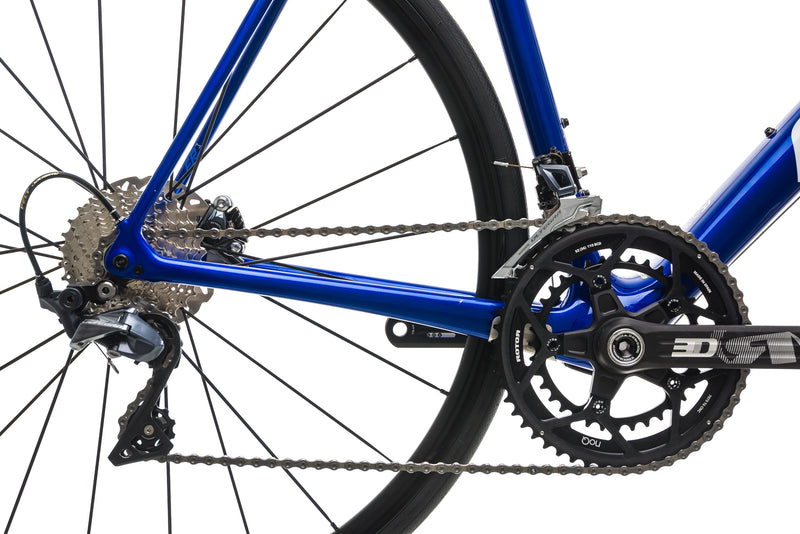 Felt FR3 Disc Road Bike - 2019, 61cm drivetrain