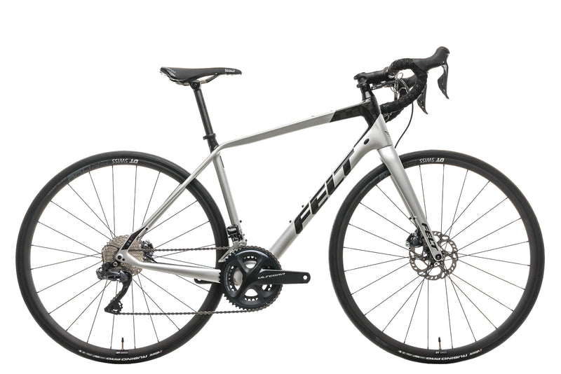 Felt VR2 DI2 Road Bike - 2019, 54cm drive side