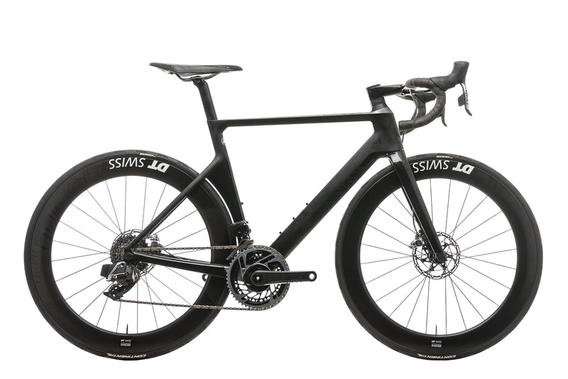 Canyon Aeroad CF SLX Disc 9.0 SL Road Bike - 2019, Medium drive side
