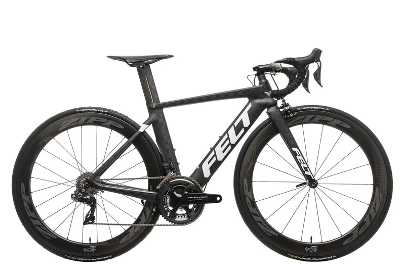 Felt AR FRD Dura-Ace DI2 Road Bike - 2019, 48cm drive side