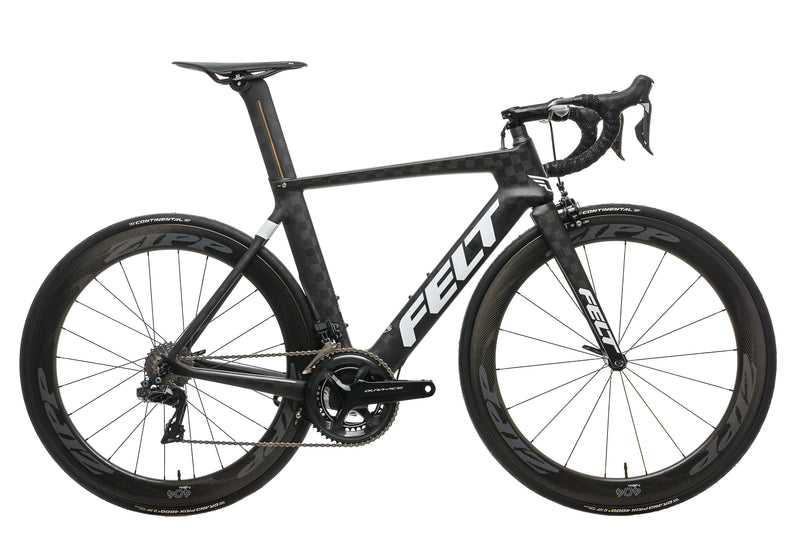 Felt AR FRD Dura-Ace DI2 Road Bike - 2019, 54cm drive side