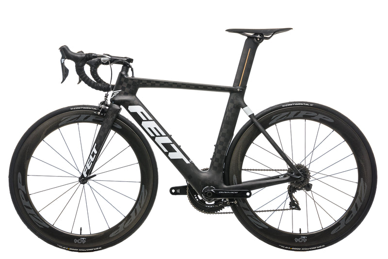 Felt AR FRD Dura-Ace DI2 Road Bike - 2019, 54cm non-drive side