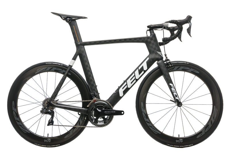 Felt AR FRD Dura-Ace DI2 Road Bike - 2019, 61cm drive side