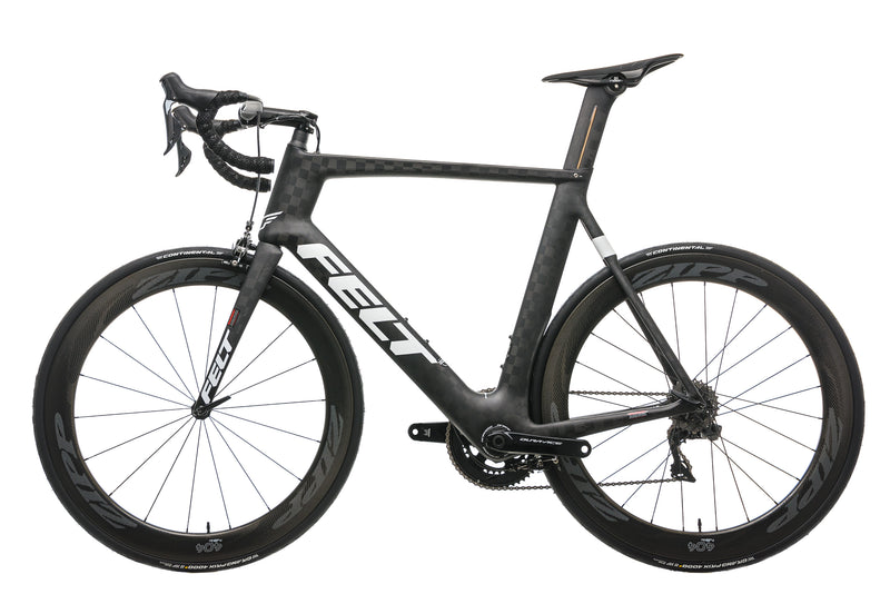 Felt AR FRD Dura-Ace DI2 Road Bike - 2019, 61cm non-drive side