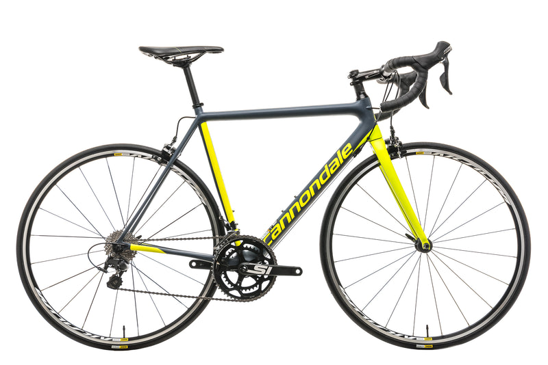 Cannondale SuperSix Evo Road Bike - 2018, 54cm drive side
