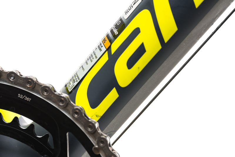 Cannondale SuperSix Evo Road Bike - 2018, 54cm crank